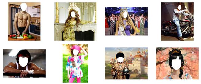 Fotomontajes Loonapix
