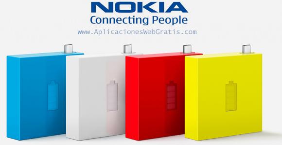 Cargador de bolsillo DC 18 de Nokia