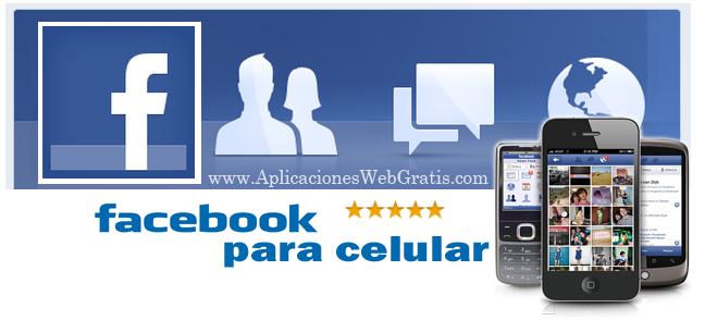 Descargar Facebook para celular