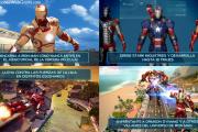 Juego de Iron Man 3