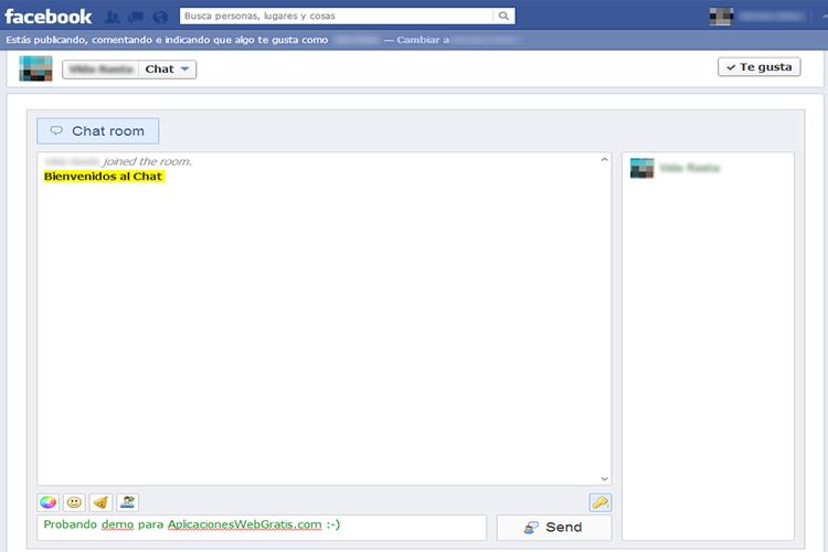 Agregar Chat a Fanspage de Facebook