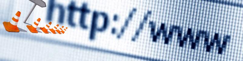 Redireccionar una URL