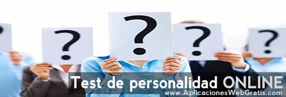 Test de personalidad online