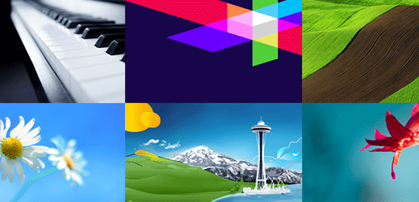 Wallpapers Windows 8 Oficial