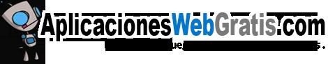Aplicaciones Web Gratis
