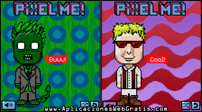 Crear avatar pixeleado