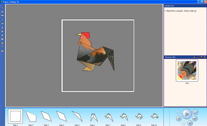 Origami 3D paso a paso
