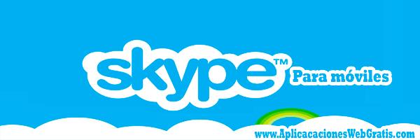 Skype para moviles