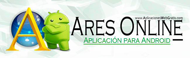 Ares Online para Android