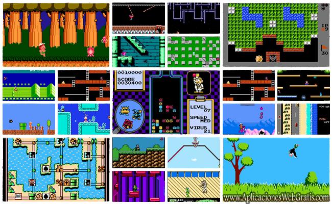 Juegos de NES o Family Game