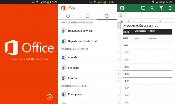 Office Mobile para Android