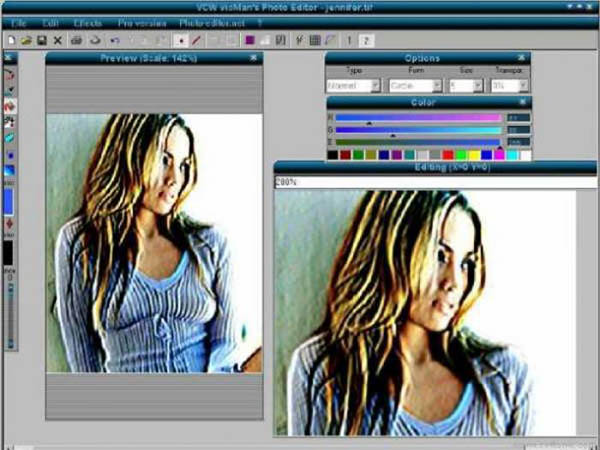 Vicman photo editor