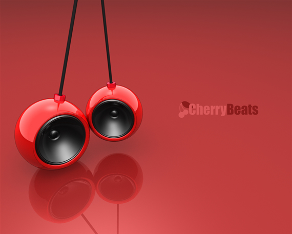 cherry-beats-3D-inspirational-desktop-wallpaper
