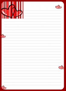 marcos-corazones-para-escribir-cartas-de-amor