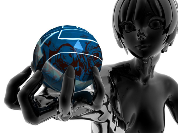 metal-girl-3D-inspirational-desktop-wallpaper