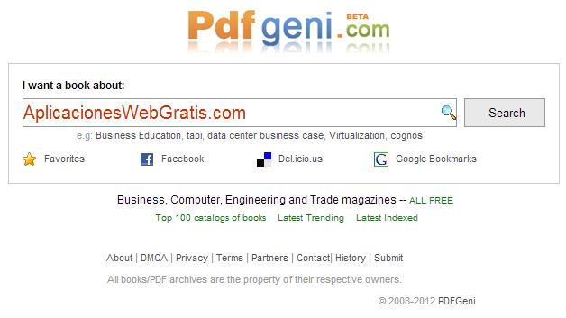PDF Geni