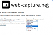 Web-Capture