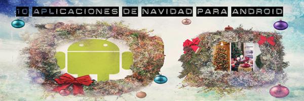 aplicaciones de Navidad para Android