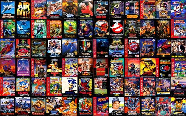 Juegos de Sega Genesis Gratis