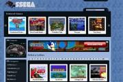 SSega - Juegos de Sega Genesis Online