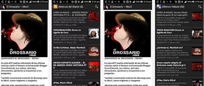 El Drossario Movil