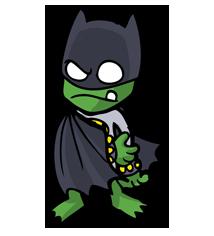 Troll Batman de Internet