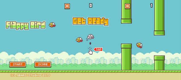 Jugar Flappy Bird online