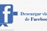 Descargar videos de Facebook online
