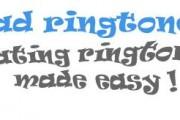 Crear Ringtones