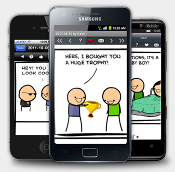 Cyanide and Happiness Movil