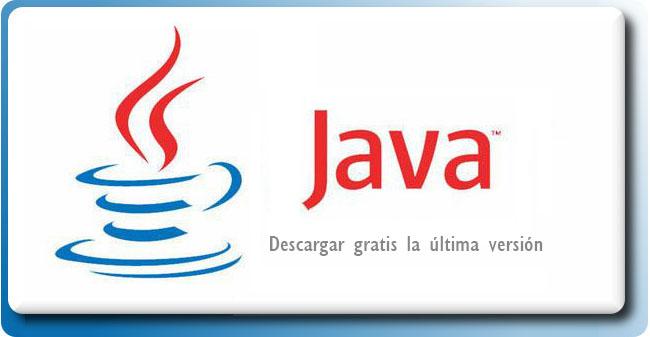 Descargar la ultima version de Java