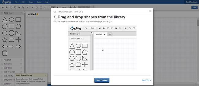 crear diagramas online