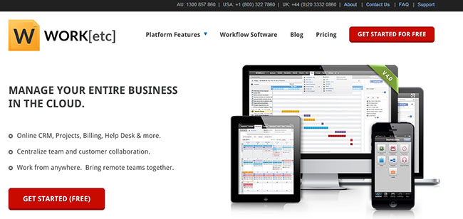 Bussiness Manager