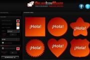 Crear iconos online