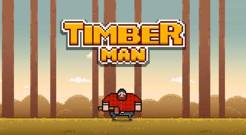 Descargar Timberman Gratis