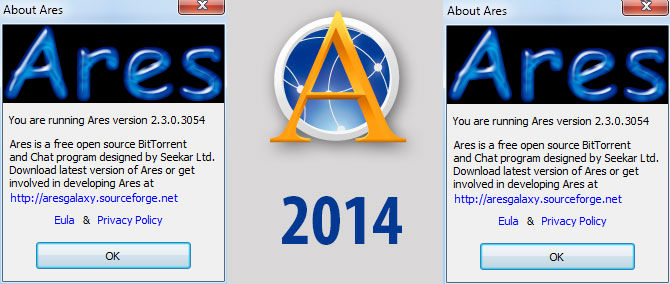 Ares 2014