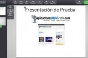 Crear presentaciones online en html con strut