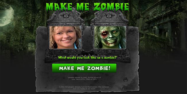 Make Me Zombie