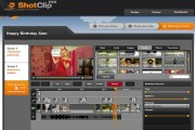 ShotClip - editar videos online