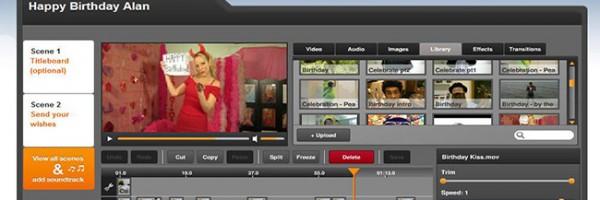 ShotClip – Crear y Editar videos online fácilmente