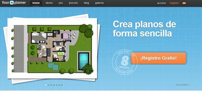 Floorplanner crear planos y dise os de casas online for Hacer casas online