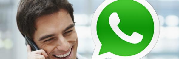 Activar las llamadas de voz en Whatsapp