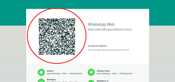 Usar WhatsApp Web en Firefox
