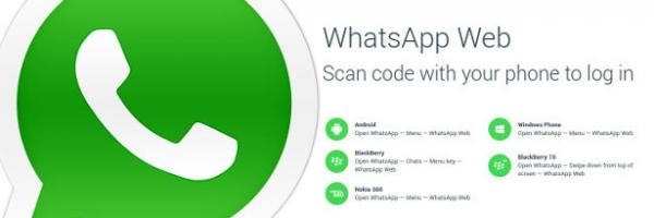 WhatsApp Web para Firefox