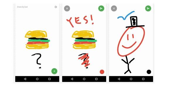 Aplicación para enviar imágenes por mensajes
