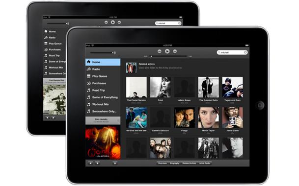 Spotify, aplicaciones para escuchar música online