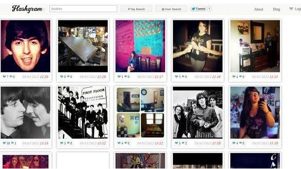 Buscar imágenes de Instagram
