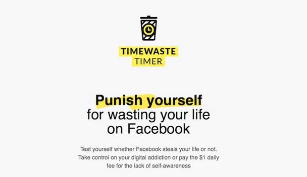 Controla el tiempo que pasas en Facebook