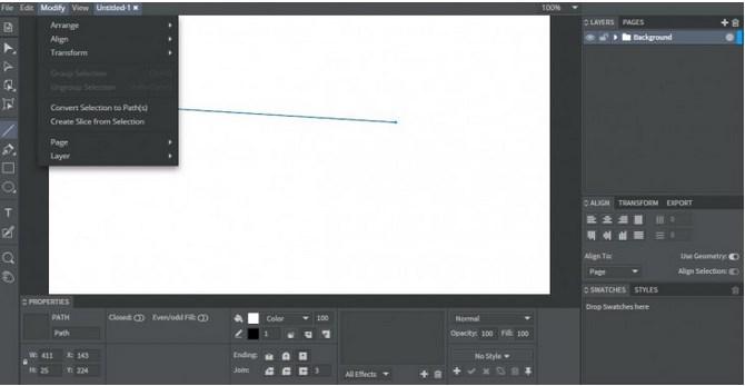 Gravit, Photoshop Online