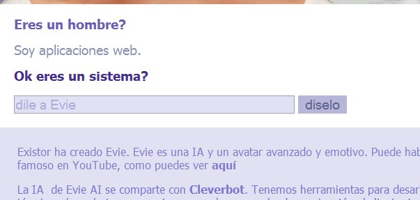 Robot que contesta preguntas